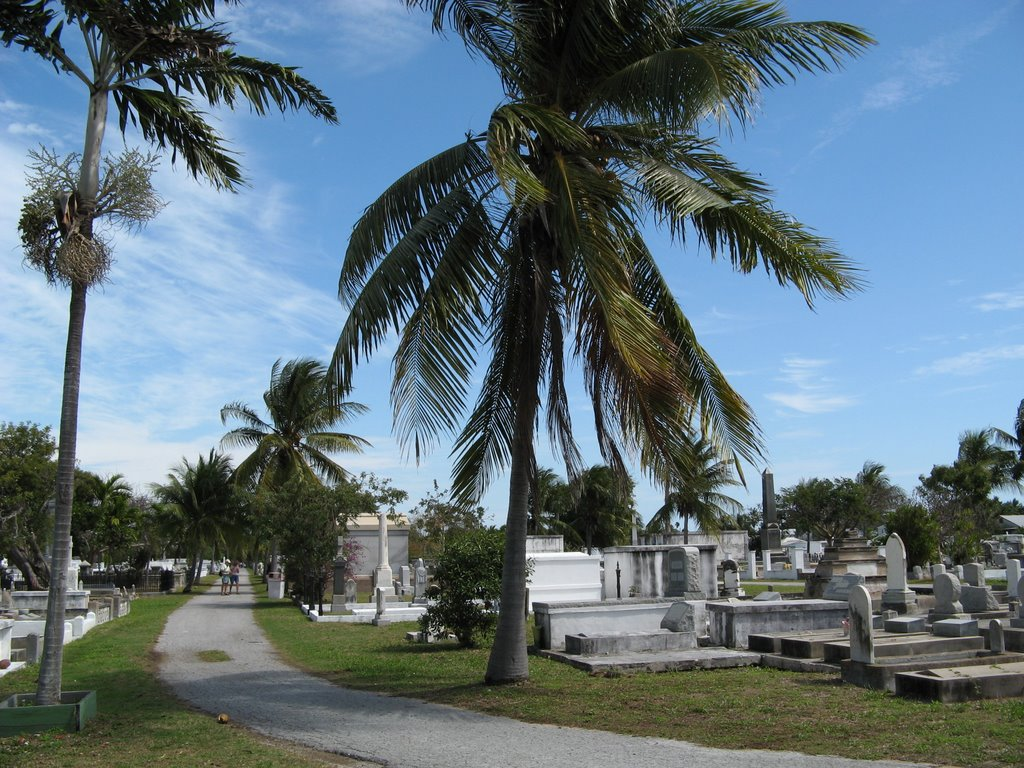 Touring the Key West Cemetery