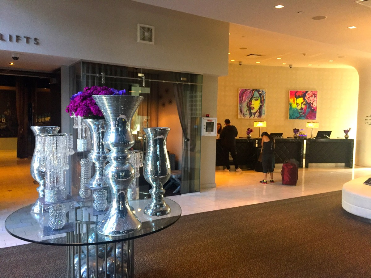 Hotel Review: W Hollywood, Hollywood, California