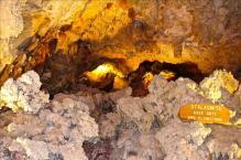 stalagmite
