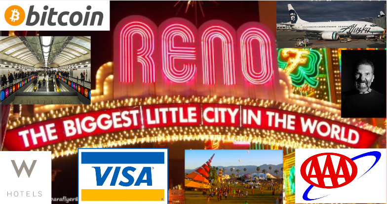 Points & Bitcoin, A New Lounge in Reno, Don't Miss Out on LOTS of Points, + More!