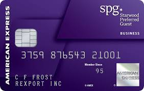 SPG Business Amex