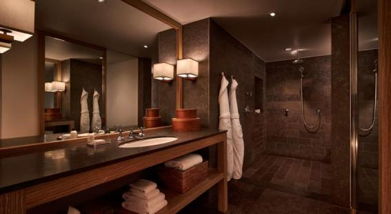 Park Hyatt Bathroom