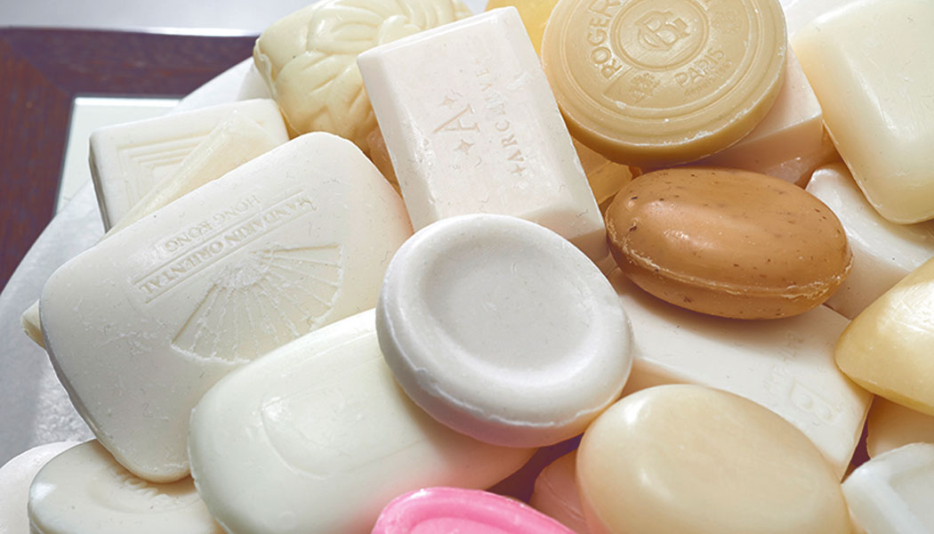 The Company That's Saving Lives With Leftover Hotel Soaps