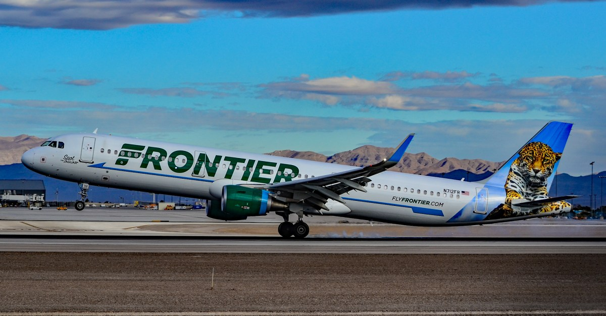 Why Flying With Frontier Is Better Than Basic Economy On A Major Airline