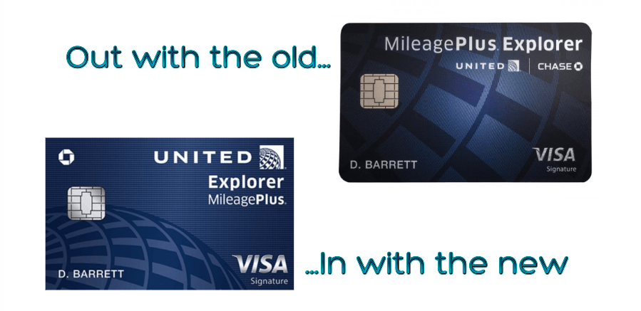 changes to united mileageplus explorer card good or bad - United Visa Credit Card