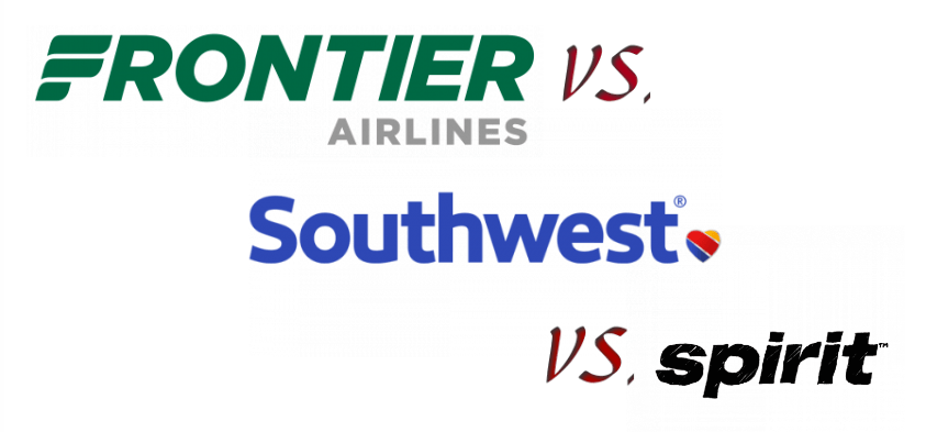 Comparing Prices Between Low Cost Carriers