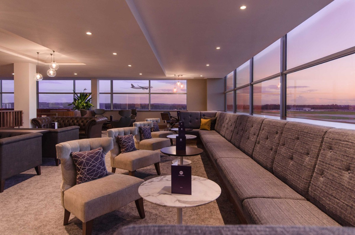 Airport Lounges Are Worth More Than Just All You Can Eat Snack Mix