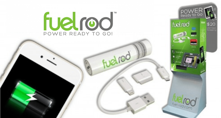 FuelRods: Our Updated Opinion Of The Reusable, Portable Charging System For Mobile Devices
