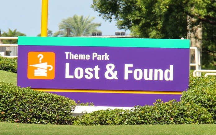 What To Do if You Lose Something At A Disney Park In The U.S.