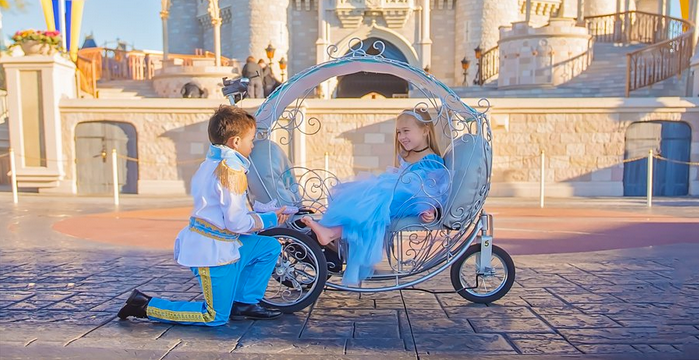 Going To WDW? This Is THE Stroller For The Little Princess And/Or Prince In Your Life