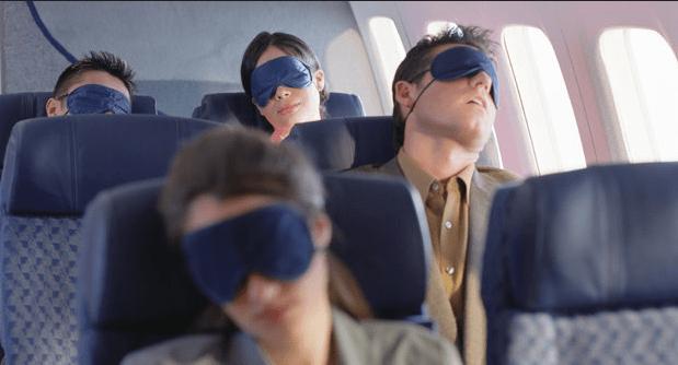 How To Sleep Better On Long Flights