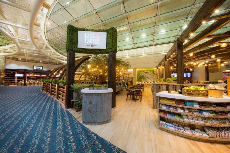 "Vote Now For The 2019 ""10Best Readers' Choice"" Awards For Airport Dining, Bars, Shopping & Amenities"