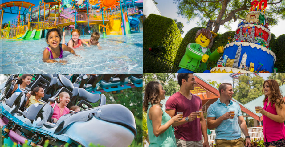 Know What's Free In 2019? Little Kids' Entry Into Legoland, SeaWorld & Aquatica, and Beer At Busch Gardens