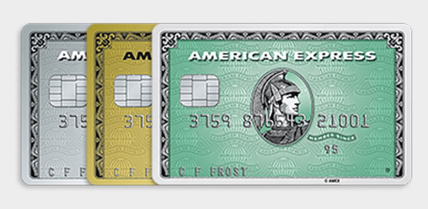 The Different Flavors of American Express Charge Cards