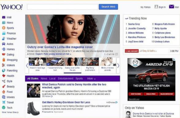 Yahoo Today
