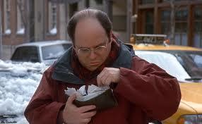 George's wallet