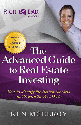 Book cover of Advanced Guide to RE Investing
