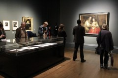 Rembrandt: The Late Works, 15/10/2014 - 18/01/2015, National Gallery in London; photo via http://en.people.cn