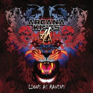 arcana kings - lions as ravens