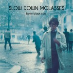 slow down molasses - burnt black cars