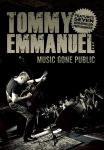 tommy emmanuel - music gone public