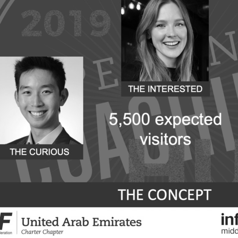 ICF UAE Chapter Informa Collaboration for HRSE19