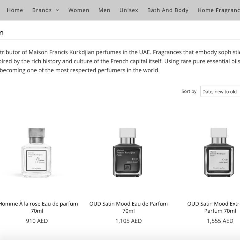 Scentitude E-Commerce UX Strategy