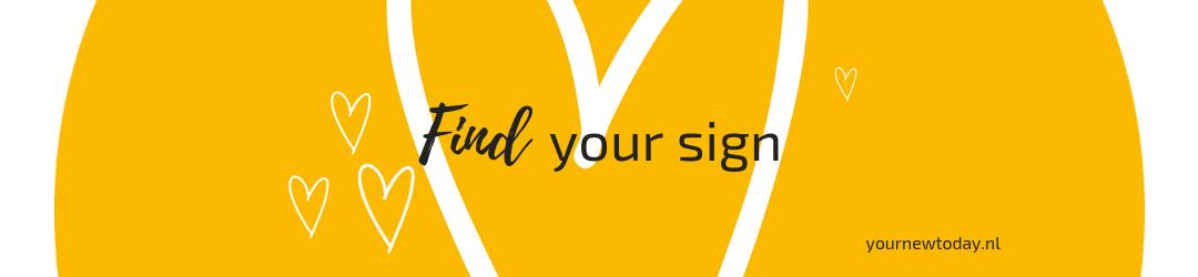Hoe jij je teken kunt ontdekken