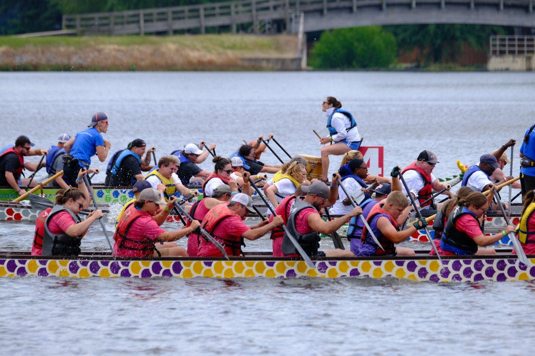 CPC Dragon Boat Racing