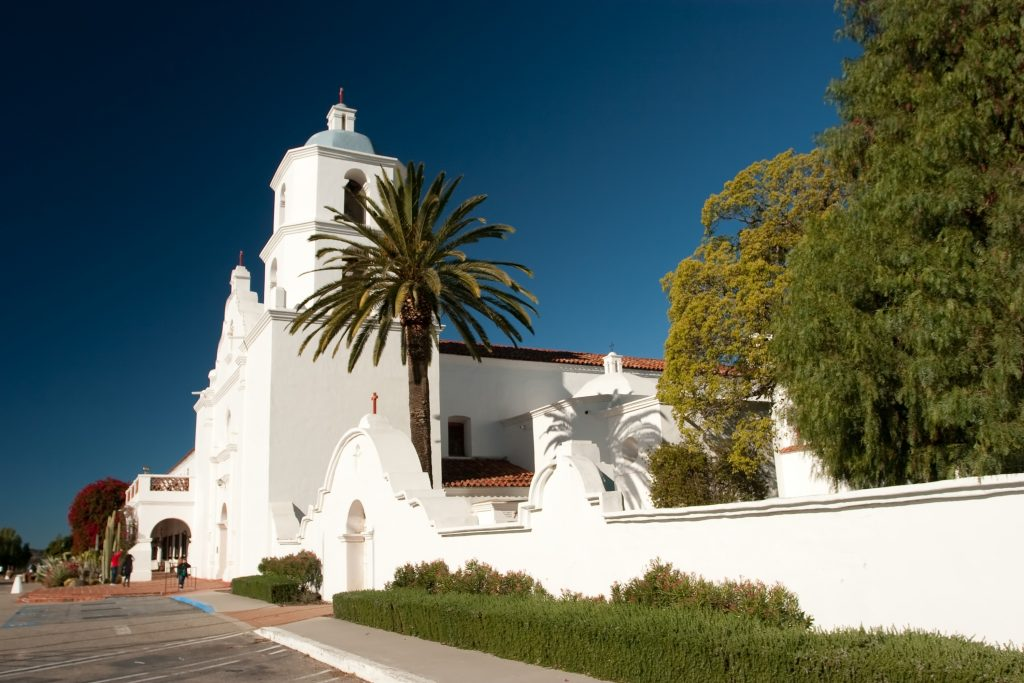 Historic Mission San Luis Rey De Francia Your North County