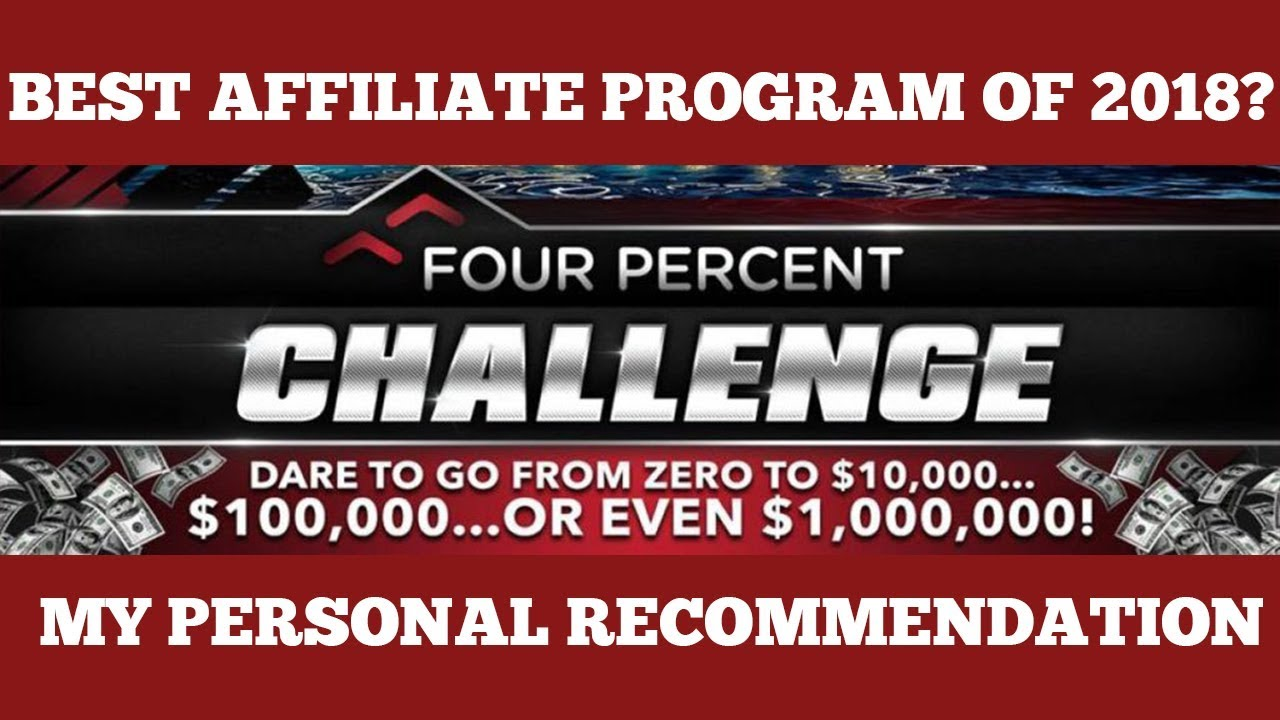 Get On The Challenge Now!