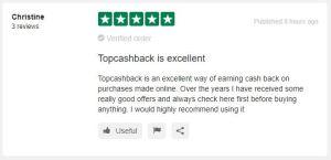 is topcashback legit