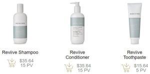 ariix revivee products
