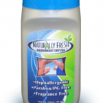 Review of Naturally Fresh Deodorants