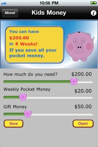 10 IPhone Applications That Teach Kids About Money