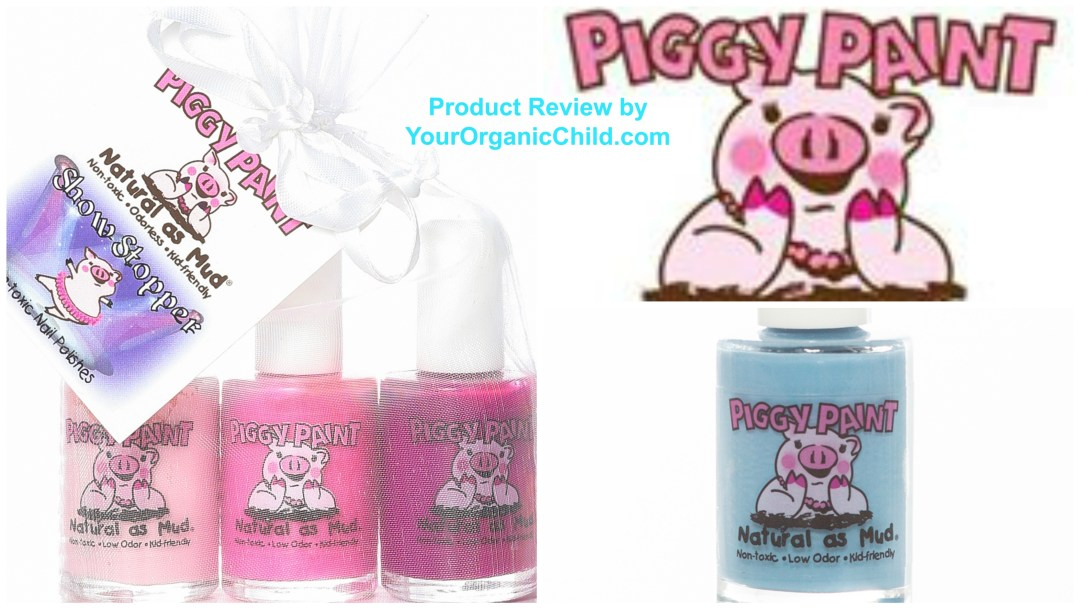 piggy paint Collage