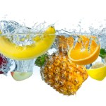 Homemade Natural Fruit and Vegetable Wash