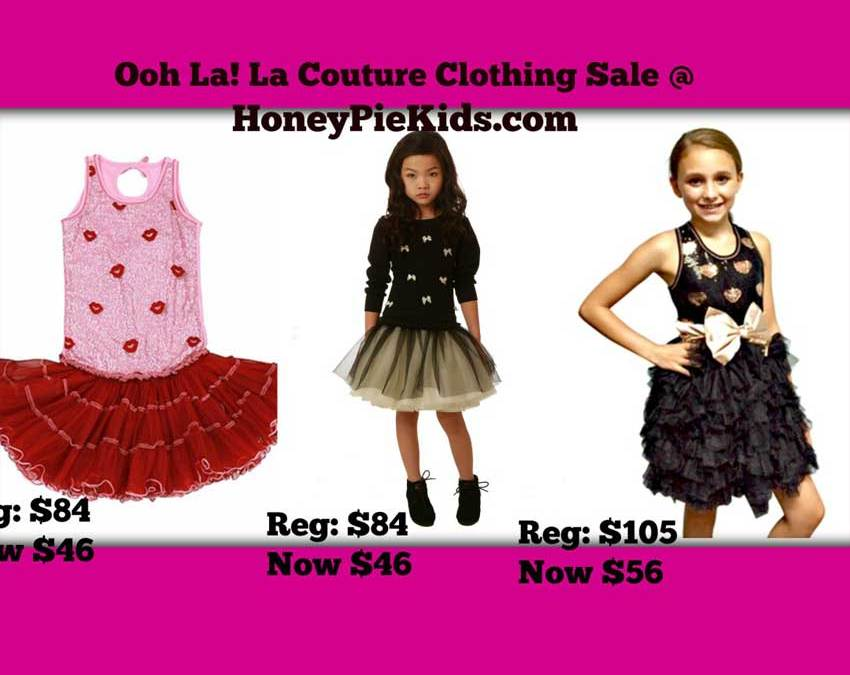 Biggest Children's Clothing Sale Of The Year at HoneyPieKids.com