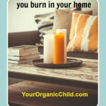 How toxic are your the candles that you burn in your home