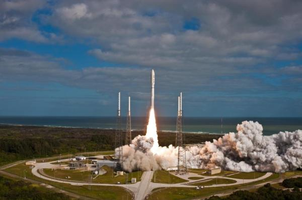 Atlas V is ready to launch again September 16. (Credit: NASA)