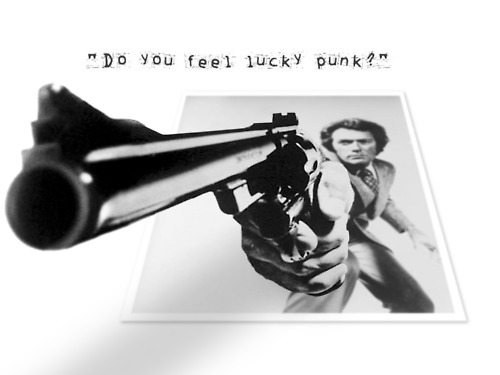 Starting your own law firm, Dirty Harry style