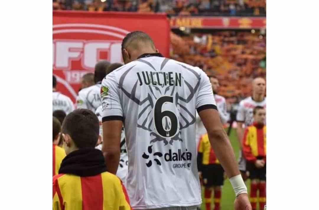 Christopher Jullien - Dijon FCO