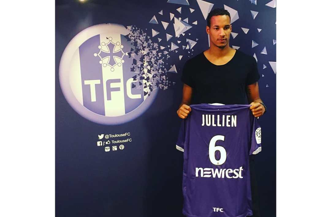 Christopher Jullien - Presentation Toulouse FC
