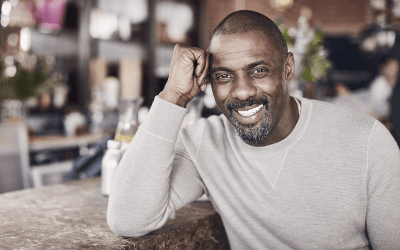 Thrive on by Idris Elba