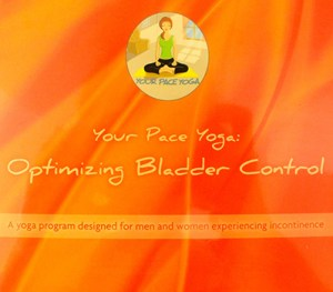 Your Pace Yoga: Optimizing Bladder Control DVD