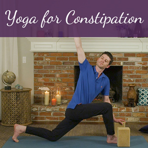 Yoga for Constipation