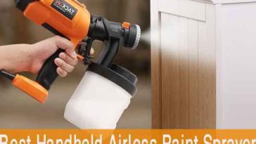 Handheld Airless Paint Sprayer