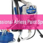 Professional Airless Paint Sprayer