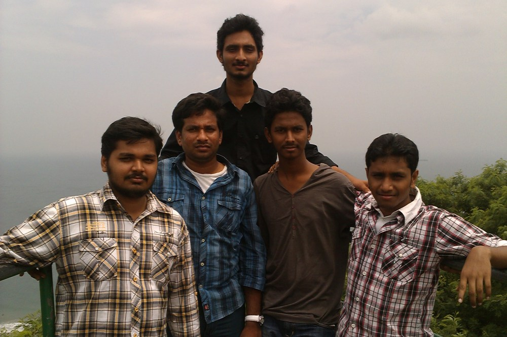 The Tour - Day 1 ( Kailasagiri and Rishikonda Beach) (3/6)