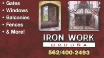 Orduna Iron Work